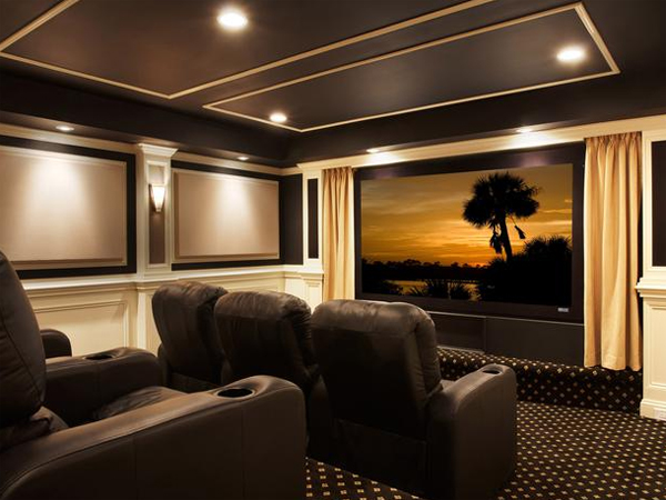 home theater 2 - Installing a Home Theater System In Your Home