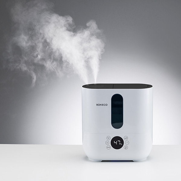 warm mist humidifier - 5 Technologies to Combat the Flu in 2018